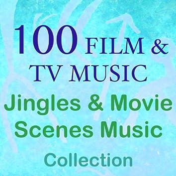 100 Film & Tv Music (Jingles & Movie Scenes Music)