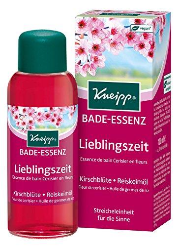 Kneipp Bade-Essenz Lieblingszeit 3er Pack(3 x 100 ml)