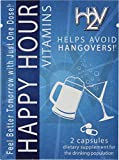 Happy Hour Vitamins Formulated for Hangovers & Liver Support - 20 Packs - Multivitamin with Milk...