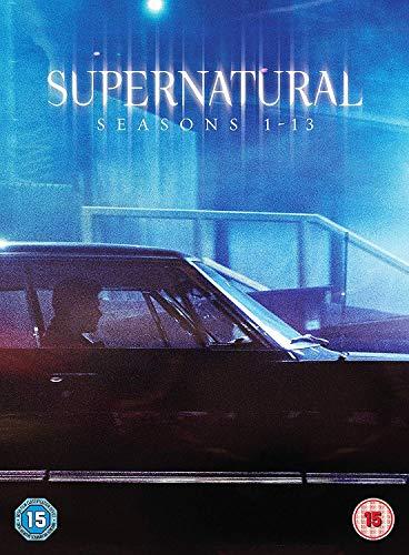 Supernatural: Season 1-13 [DVD] [UK-Import]