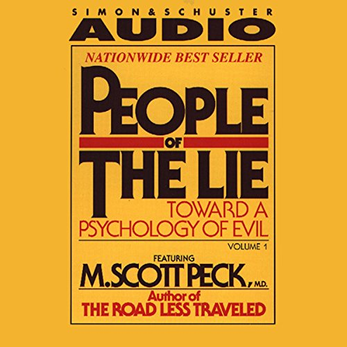 People of the Lie Vol. 1 audiobook cover art
