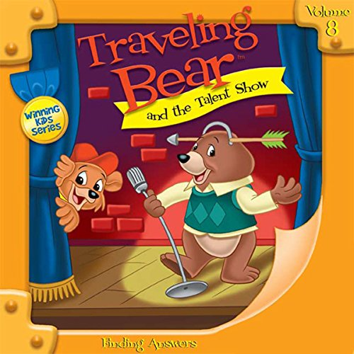 Traveling Bear and the Talent Show cover art