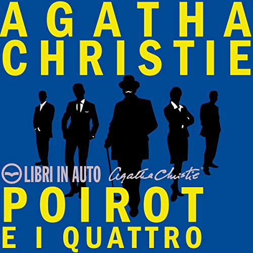 Poirot e i quattro  By  cover art