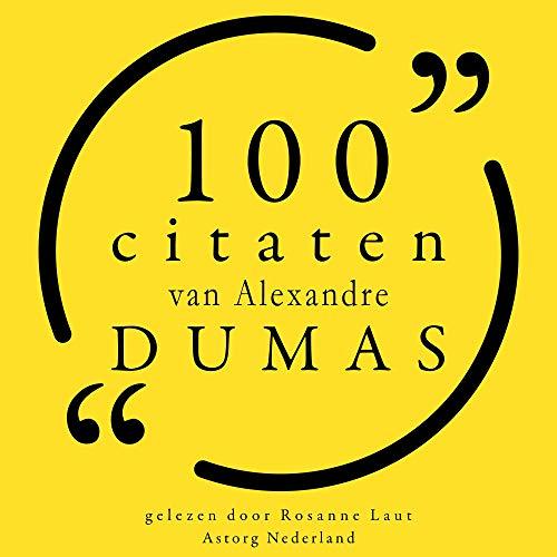 100 citaten van Alexandre Dumas Titelbild