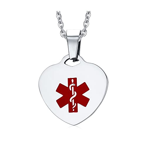 Medical Alert Necklace: Amazon co uk