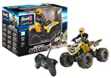 Revell- Quad New Dust Racer Voiture, 24641, Jaune