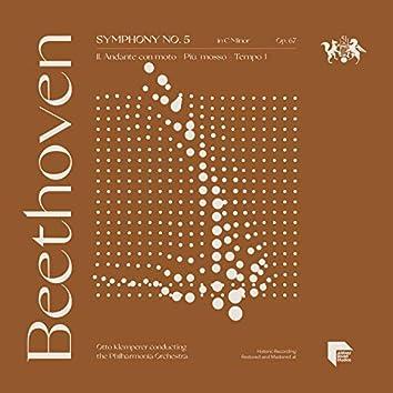 Beethoven: Symphony No. 5 in C Minor, Op. 67: II. Andante con moto - Più mosso - Tempo 1