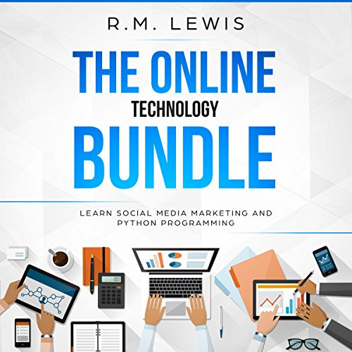 The Online Technology Bundle audiobook cover art