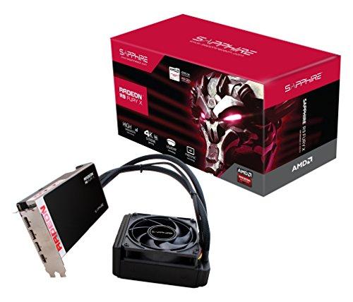 SAPPHIRE R9 Fury X 4GB HBM 4096bit PCI-E HDMI 3xDP