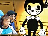 Bendy And The Ink Machine Vs. Hello Neighbor, FGTeeV, Amazing Frog, Tattletail And Fnaf Garry's Mod
