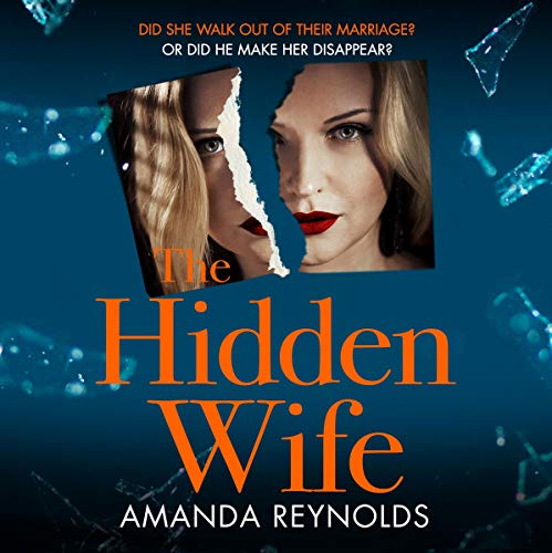 The Hidden Wife audiobook cover art