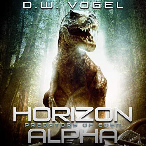 Predators of Eden audiobook cover art