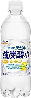 [Amazon限定ブランド] SHINE LIFE 伊賀の天然水強炭酸水レモン 500ml×24本