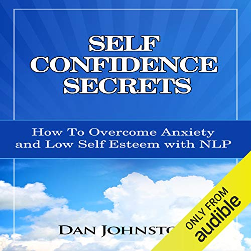 Self Confidence Secrets cover art