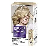 Schwarzkopf - Nuance Suprême - Coloration Cheveux - Ton sur Ton Blond Clair Beige 9-4 - Etui 60 ml