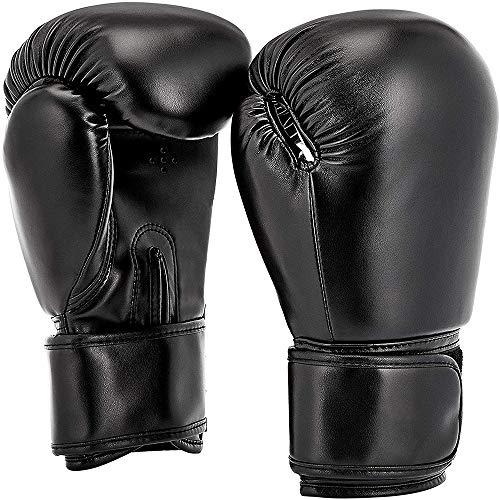ITCMEE, guantoni da boxe da allenamento per sacco da boxe e guanti da allenamento per Muay Thai, kickboxing