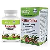 Rauwolfia Serpentina Blend (Snakeroot), 1000mg per...