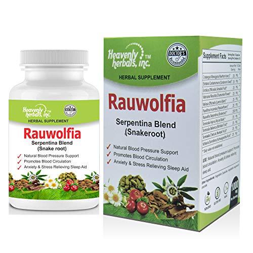 Rauwolfia Serpentina Blend (Snakero…