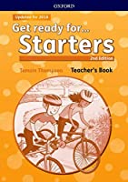 Get ready for...: Pre A1 Starters: Teacher's Book and Classroom Presentation Tool: Maximize chances of exam success with Get ready for...Starters, Movers and Flyers!