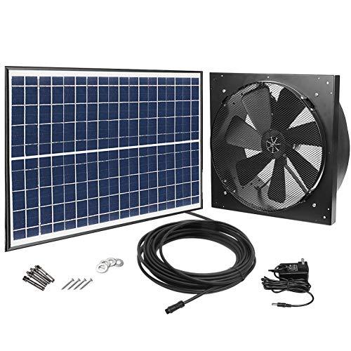 solar powered exhaust fan - 7