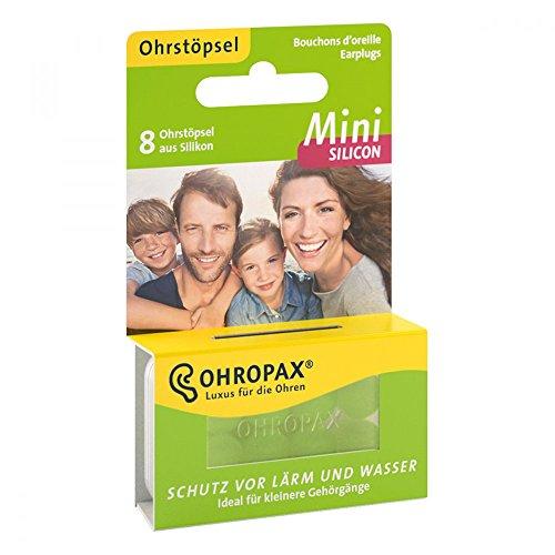 Ohropax mini Silicon Ohrstöpsel