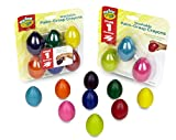 Crayola My First Washable Palm Grasp Crayons, 9ct, Toddler Toys, Gift