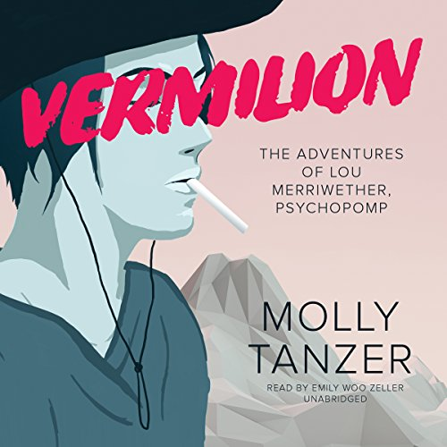 Vermilion audiobook cover art