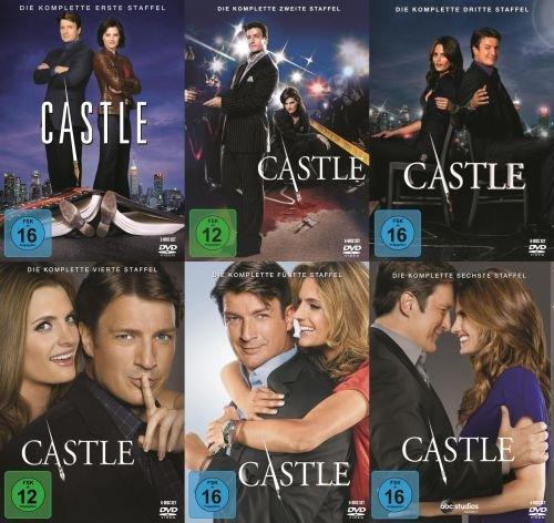 Staffel 1-6 (33 DVDs)