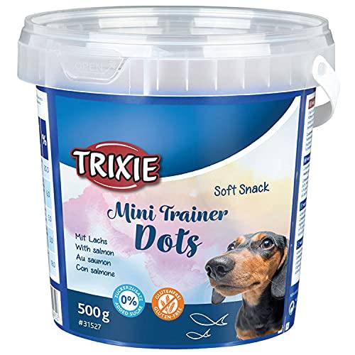 TRIXIE 31527 Soft Snack Mini Trainer Dots, 522 g