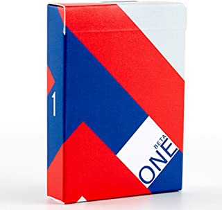 SYNCSPIKE The ONE Playing Card Deck by MPC Included a Clear Plastic Protective Playing Cards case