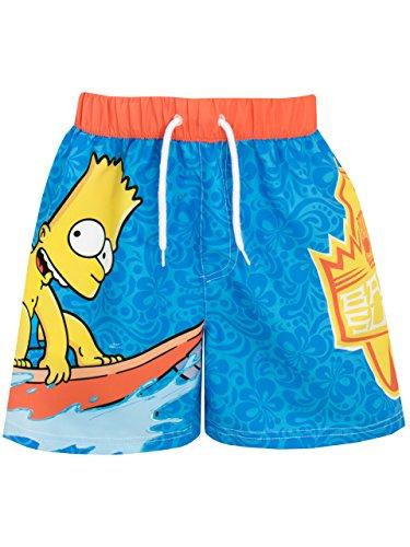 Unbekannt Simpsons Jungen Bart Simpson Badeshorts 134