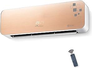Calentador de Pared para baño, Aire Acondicionado pequeño, eléctrico de Ahorro de energía, doméstico, Temperatura Ajustable de Tres velocidades