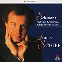 Schumann:Davidsbundlertanze, Blumenstuck, Arabesque And Symphonic Etude by Schiff (2004-01-21)
