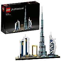 LEGO 21052 Architecture Dubai Skyline-Kollektion Sammlerset