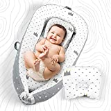 Uaugh Baby Lounger Sleeper Nest with...