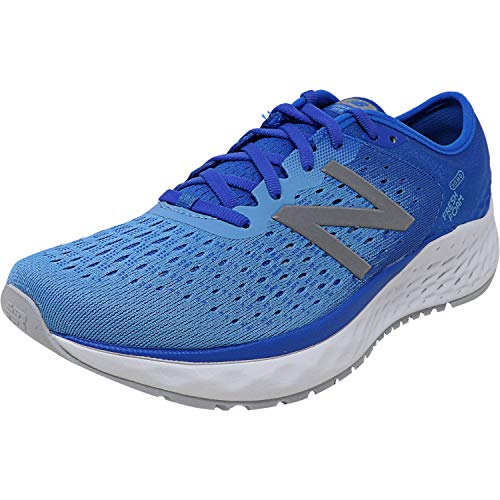 New Balance Women's Fresh Foam 1080 V9 Running Shoe, Vivid Cobalt/Light Lapis Blue, 5.5 W US