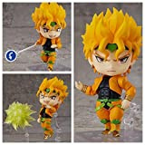 Jojo's Bizarre Adventure Dio Brando Movable Joints Q Version Nendoroid Face Change Doll Pvc Anime Cartoon Model Statue Figure Toy Collectibles Decorations Gifts Favorite By Anime 10cm