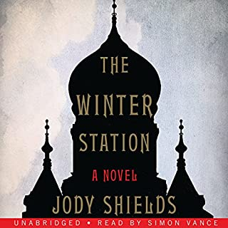 The Winter Station audiobook cover art