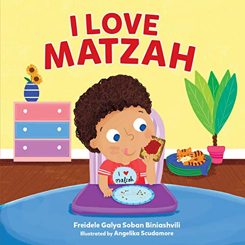 I Love Matzah cover art