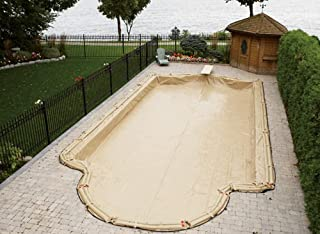 30'x60' HPI ARMORKOTE Domestic Made Rectangle In-Ground Swimming Pool Winter Cover-20 Year