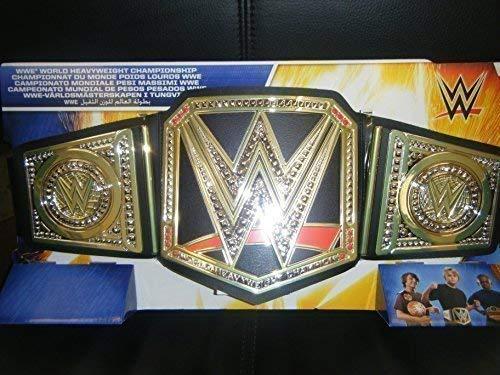 WWE 2015 World Heavyweight Championship Mattel Bely - 36 Inches Long