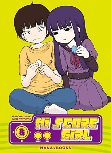 Hi-Score Girl Edition simple Tome 8