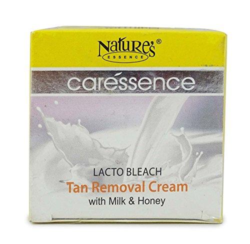 by Nature's Essence Nature's Essence Caressence Lacto Bleach Tan Removal Cream with Milk & Honey