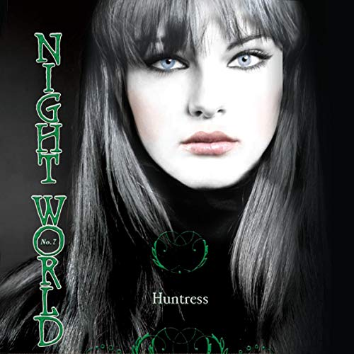 Night World: Huntress audiobook cover art
