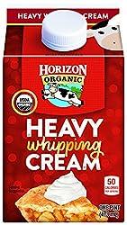 Horizon Organic Heavy Whipping Cream, 1 Pint