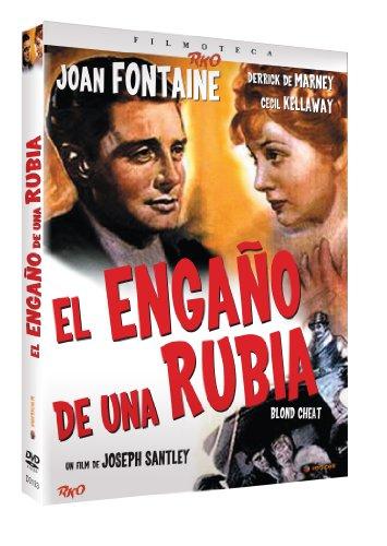 Filmoteca RKO: El Engaño De Una Rubia - ...