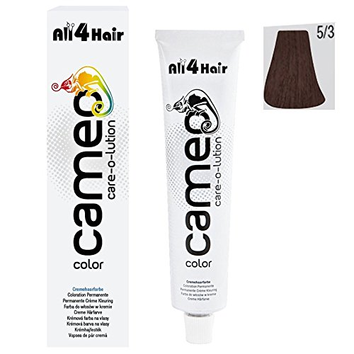 Cameo Color Haarfarbe 5/3 hellbraun gold 60 ml Cameo Color - Haarfarbe 5/3 hellbraun gold - 60 ml