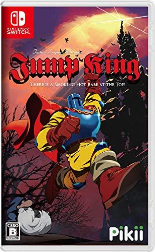 Jump King - Switch (【永久封入特典】リバーシブルジャケット、フルカラー説明書 & 【初回特典】オリジナルサウンドトラックCD &【Amazon.co.jp限定特典】ICカードステッカー 同梱)