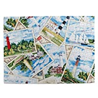 500ピース ジグソーパズル 灯台の写真 パズル 木製パズル 動物 風景 絵 ピクチュアパズル Puzzle 52.2x38.5cm