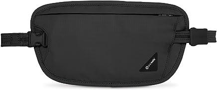 Pacsafe Pacsafe Coversafe X100 Anti-Theft RFID Blocking Waist Wallet, Black (Black) - 10153